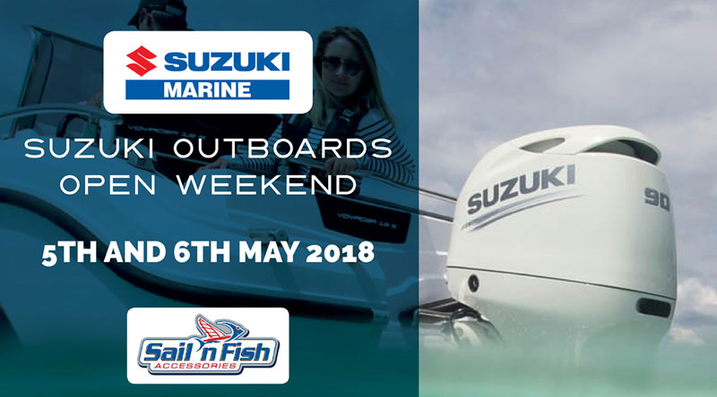 Suzuki Marine Open Weekend in Gozo