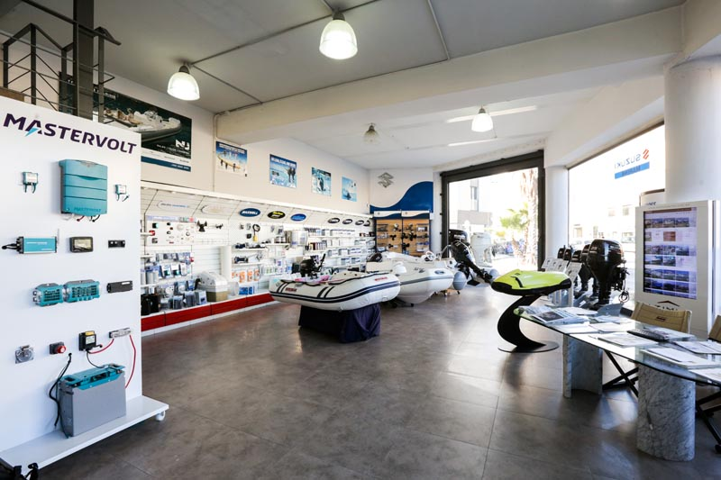 Strand Marine Showroom